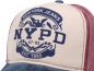 "Preview: Basecap ""NYPD"" Vintage Cap"