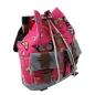 Mobile Preview: Damen Rucksack mit Schmetterling-Motiv